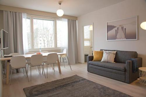 Hébergement à 1 chambre à Turku