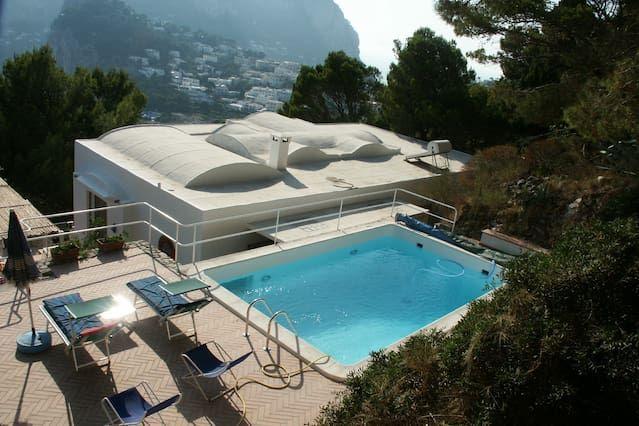 Alojamiento de 180 m² en Capri
