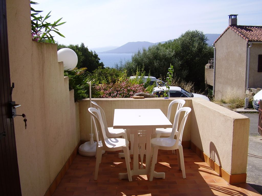 Flat in Propriano with 1 room