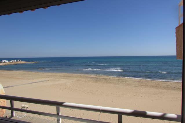 Beach Apartment for holiday rental, La Mata
