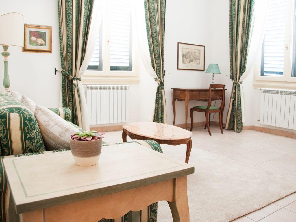 Apartamento en Florencia para 4