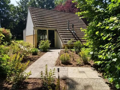 Alojamiento provisto con jardín
