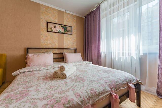 Estupendo apartamento en Kiev