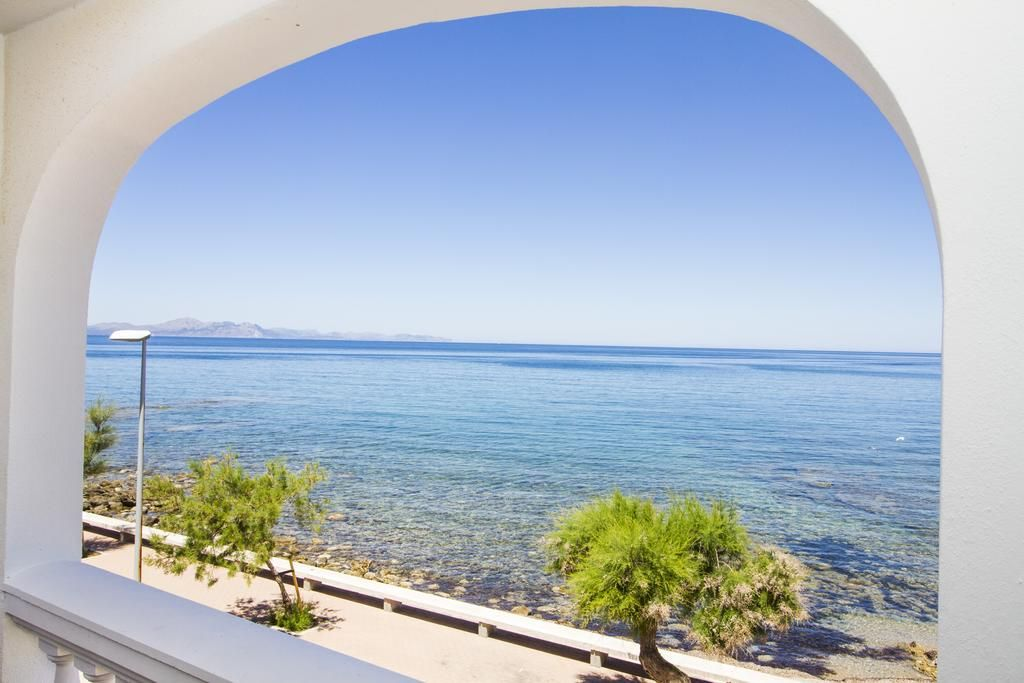 Holiday rental with parking included in Colonia de sant pere