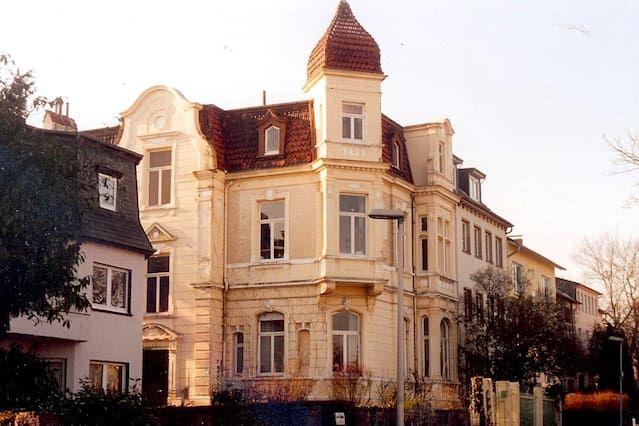 Residencia popular para 4 huéspedes