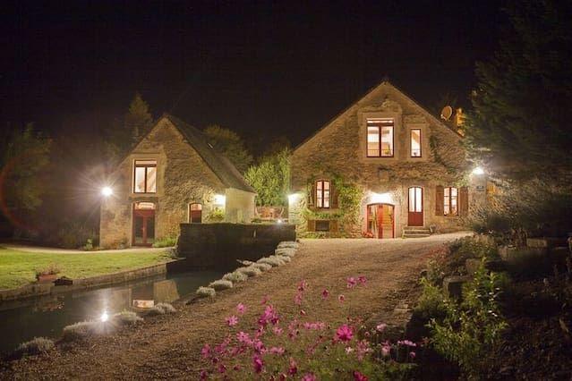 Maravillosa casa en Rix, nièvre