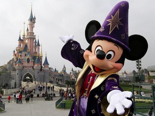 Piso grande entre París y Disney
