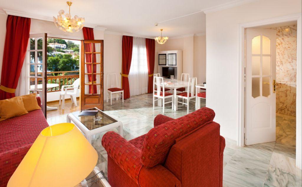 Flat in Puerto de la cruz for 6 guests