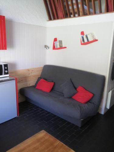 Apartamento apto para mascotas con jardín