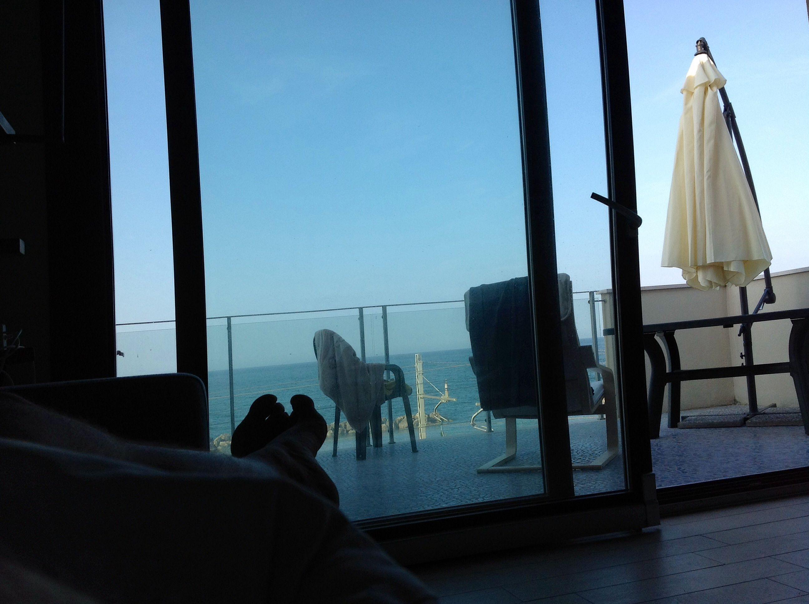 Piso con balcón para 6 huéspedes