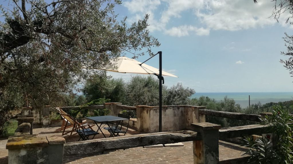 Vivienda para 2 huéspedes en Campofilone