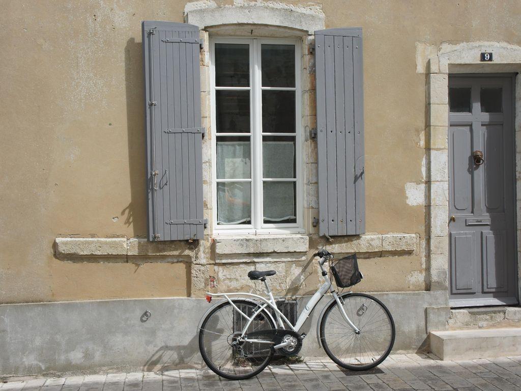 Residencia dotada en Saint martin de ré