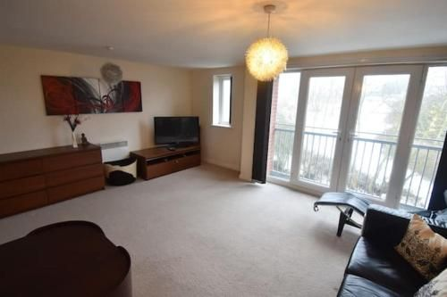 Apartment with wi-fi in Rugby