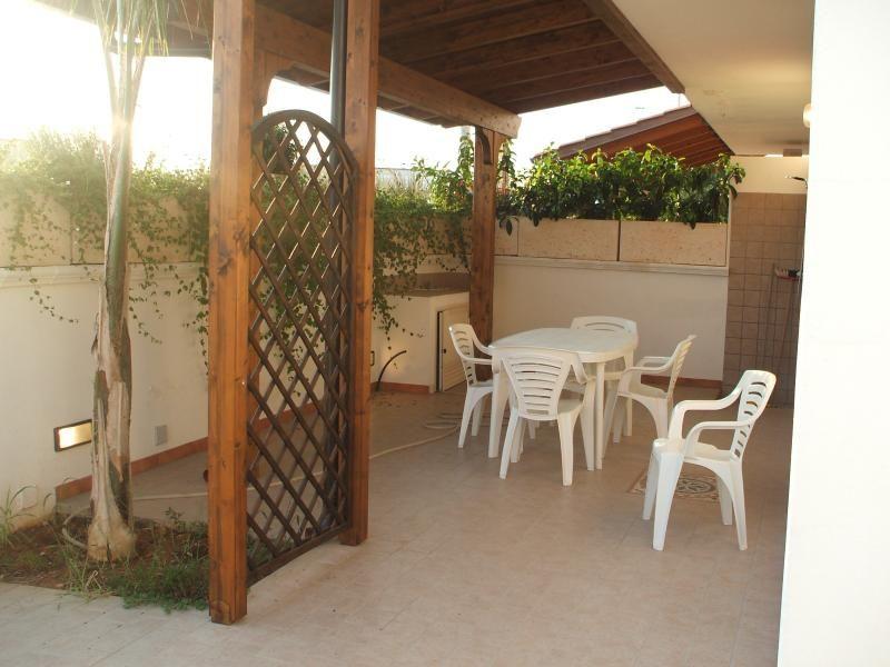 Apartamento para 4-5 personas a 400 m de la playa