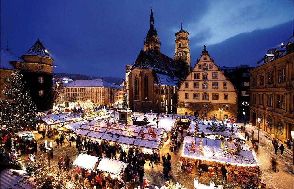 Mercado de Navidad Stuttgart