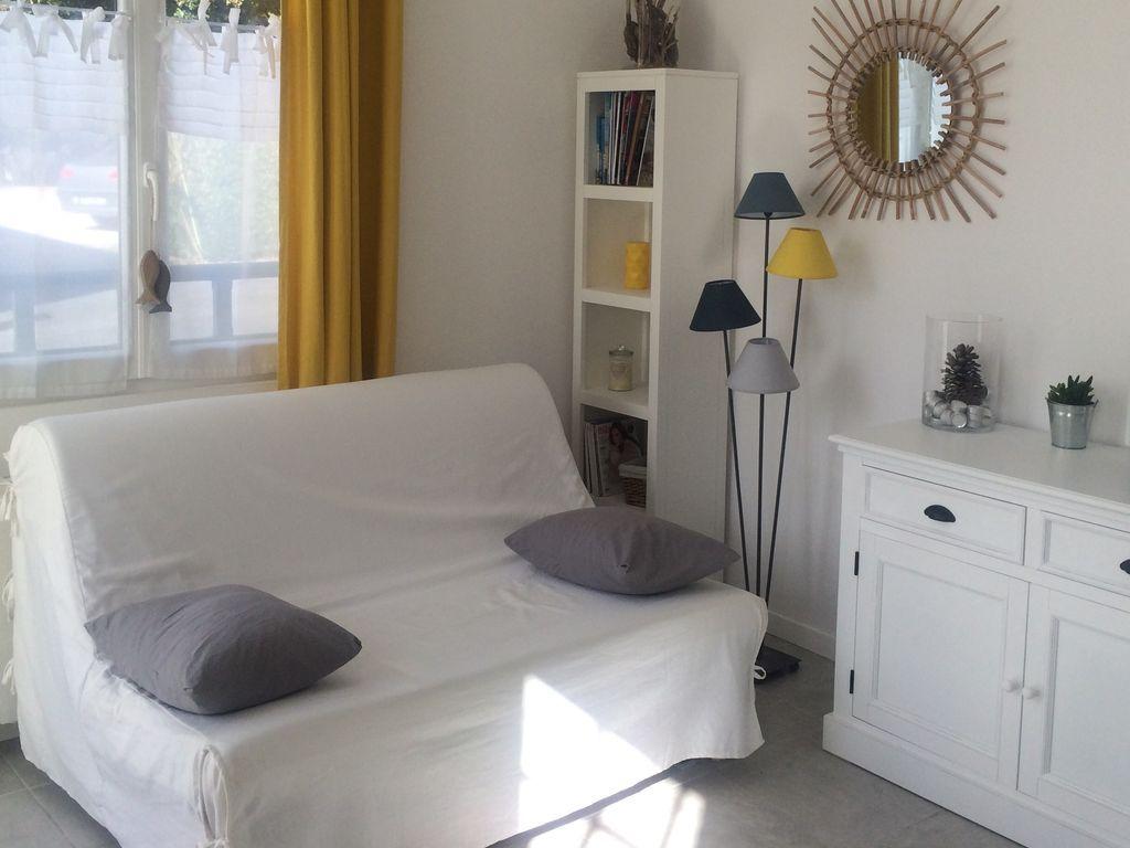 Hermoso apartamento reformado con terraza - St Denis d'Oléron, cerca de tiendas / playa