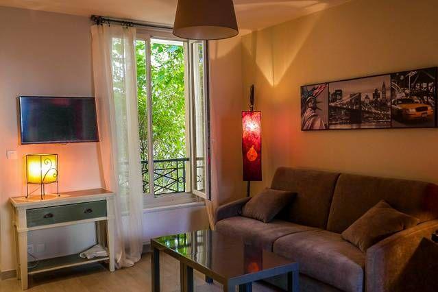 Appartement 32m2. Le calme et la Campagne à Paris