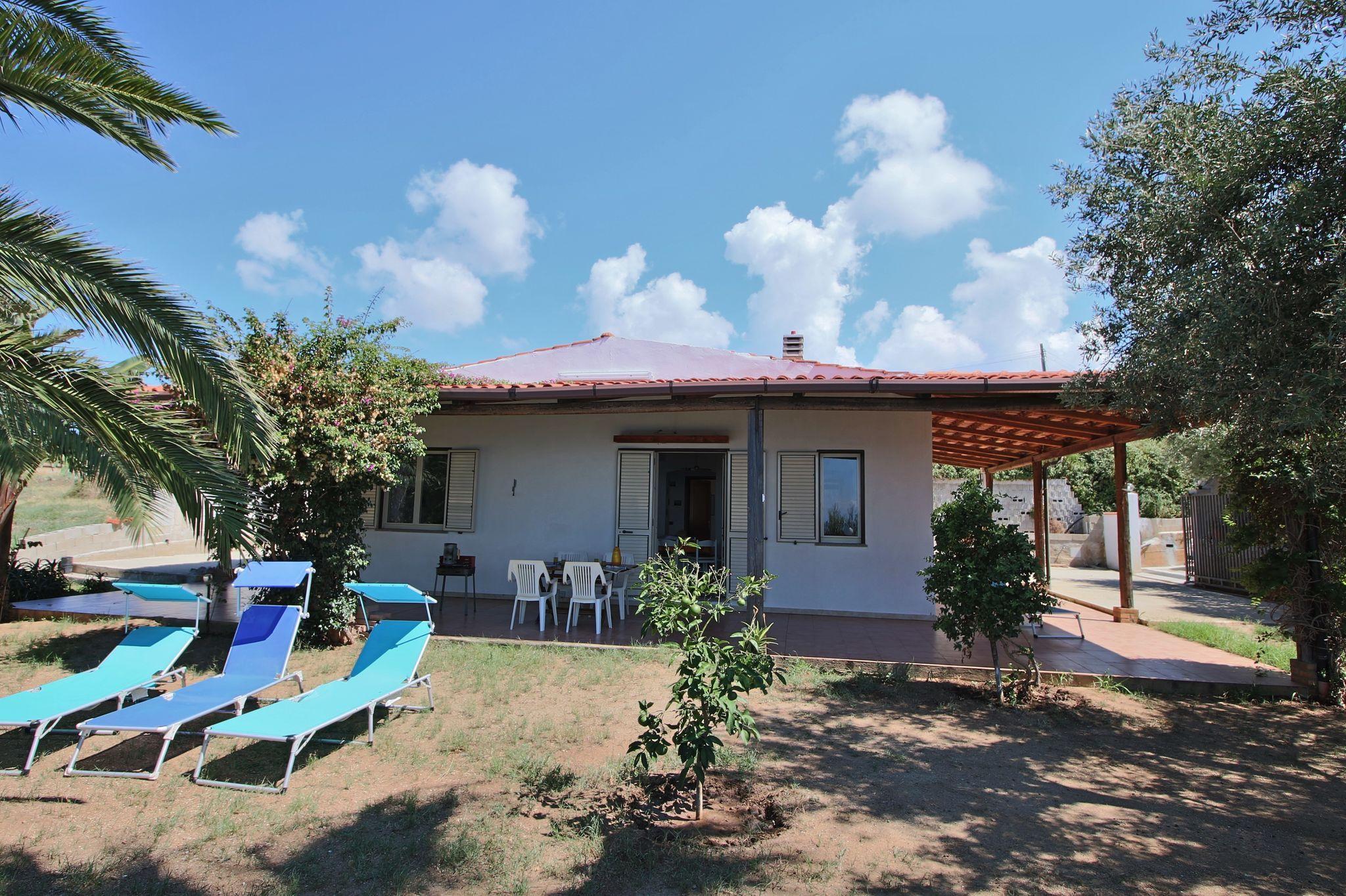 Alojamiento para 6 huéspedes en Ricadi