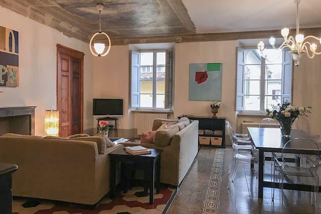 Vacation Rental at Casa Bella in Lucca