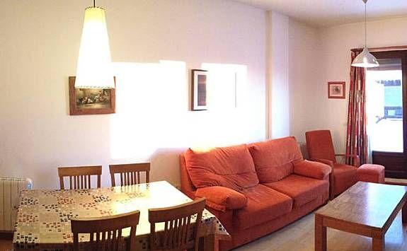 Idílico apartamento turístico de 2 habitaciones en sierra nevada