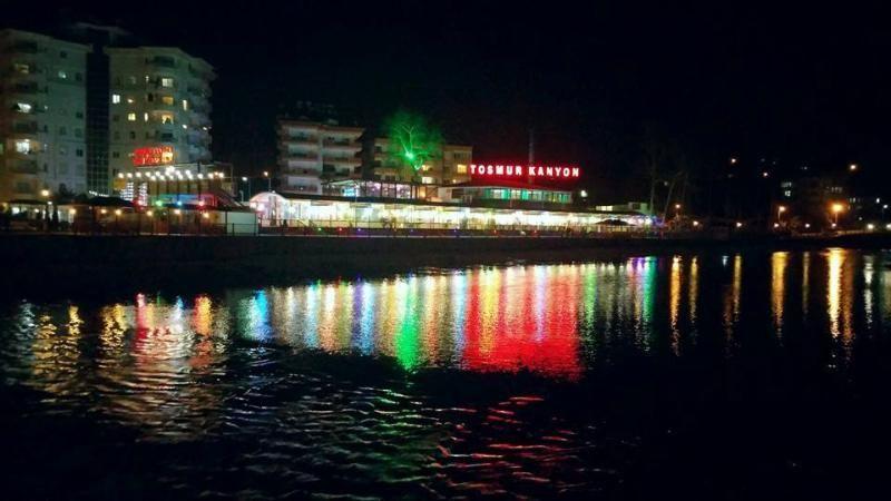 River and seaview Alanya