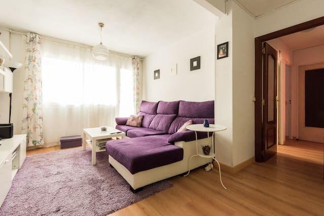 Hébergement à Móstoles de 3 chambres