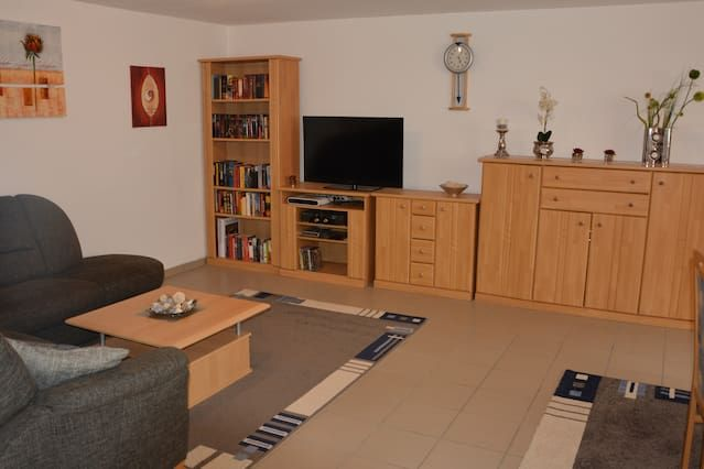 65 qm apartment in detached house