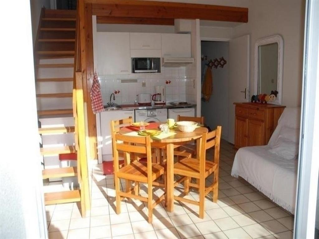 Equipado apartamento en Ronce-les-bains