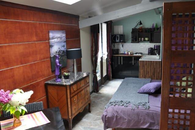 Residencia de 1 habitación en Mont-dol