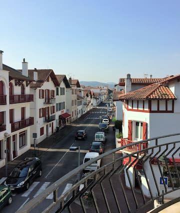 Logement à Saint jean de luz pour 6 voyageurs