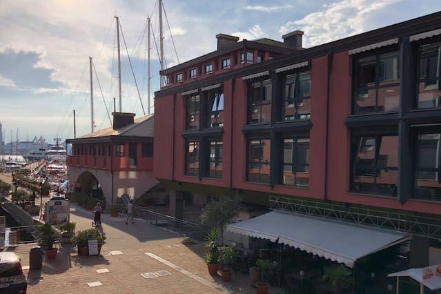 Apartamento provisto en Génova