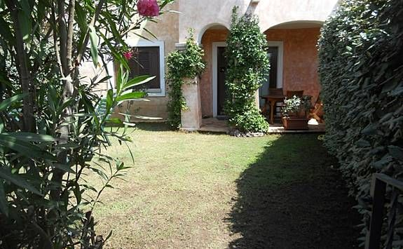 Holiday rental in Olbia with garden