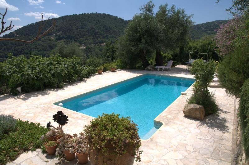 Incredible French Riviera holiday villa with private pool and magnificent sea view