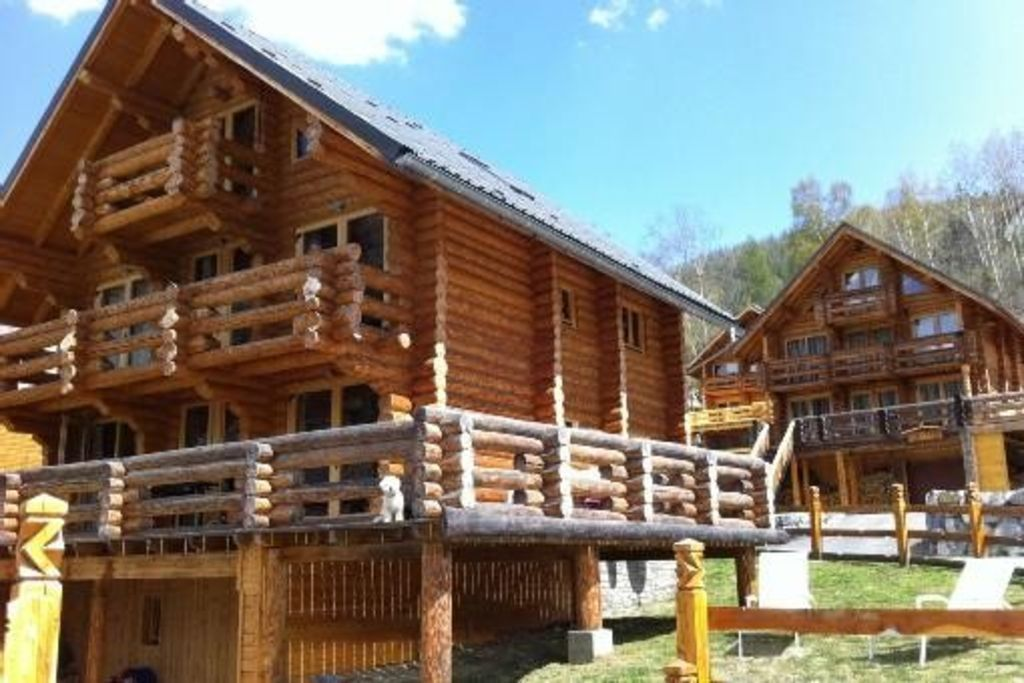 Residencia en Alpes-de-haute-provence para 10 huéspedes