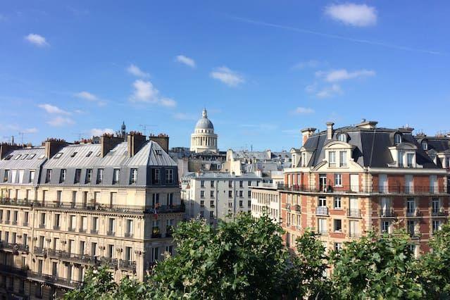 Fascino di Parigi VECCHIO E vista eccezionale