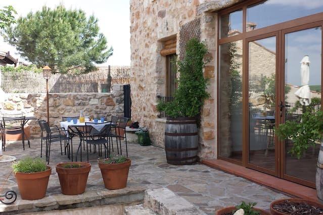 Residencia en Torreiglesias de 3 habitaciones