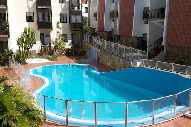 Apartamento en Playa de santiago con wi-fi