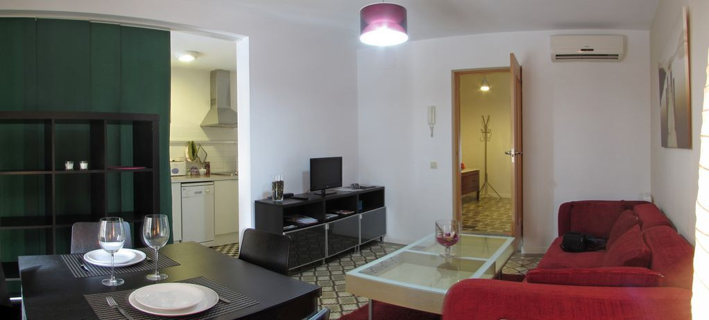 Funcional apartamento con Wifi y Espacio exterior en Cáceres