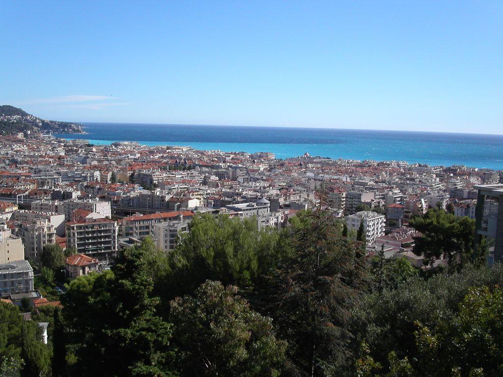 Alojamiento vacacional perfecto en Niza con  Sábanas y toallas