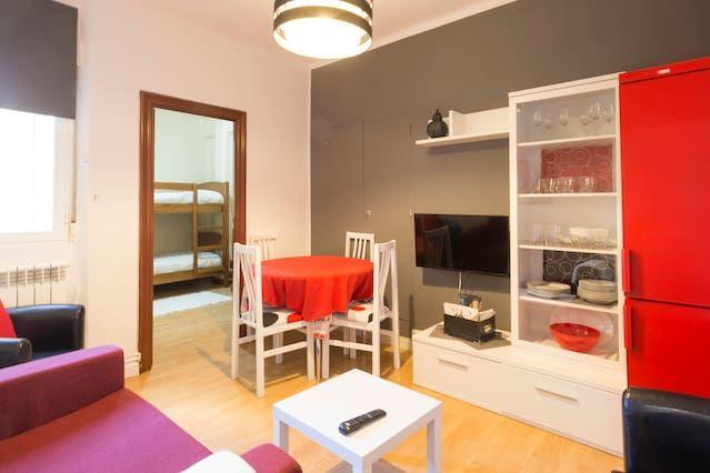 Perfecto piso turístico con Calefacción y Ascensor en Logroño