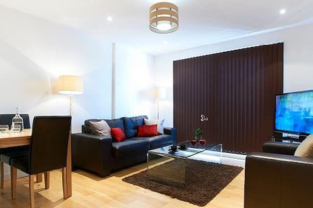 Hervorragende Wohnung mit 1 Zimmer