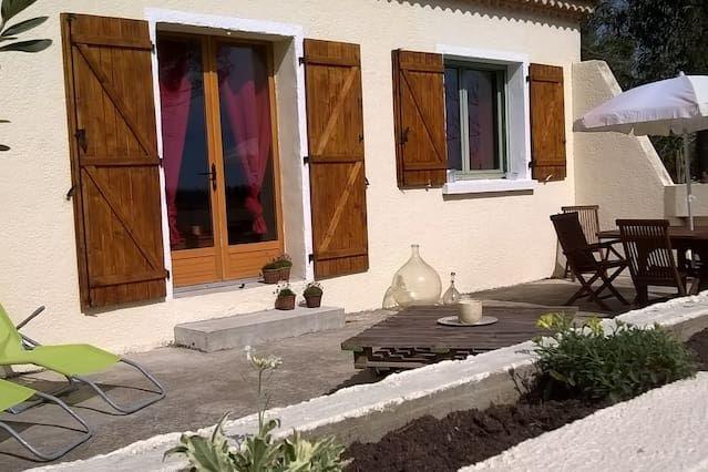 Acogedor alojamiento en Arles
