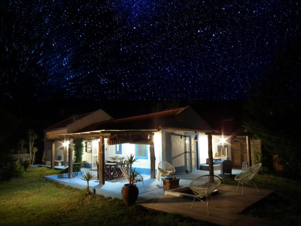 Residencia equipada de 150 m²