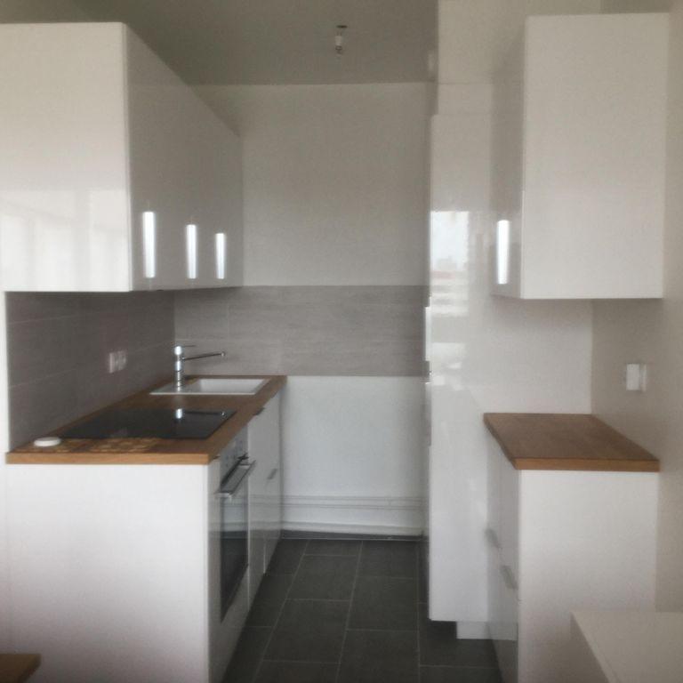 Appartement de 29 m² à 1 chambre