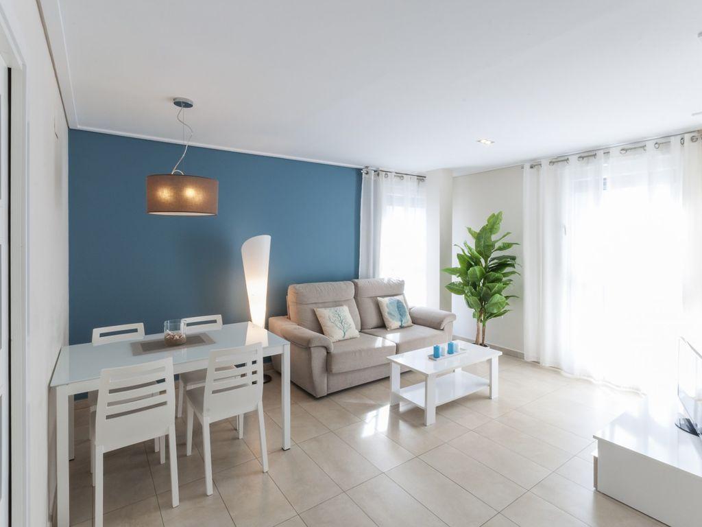 Apartamento perfecto en Gandía de 60 metros
