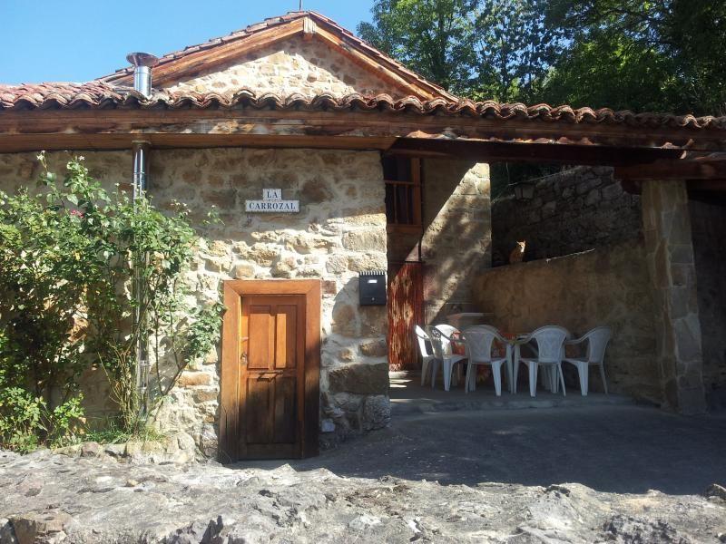 La Carrozal - Beautiful house in the mountains