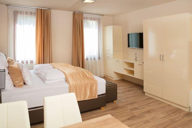 Alojamiento en Győr de 2 habitaciones