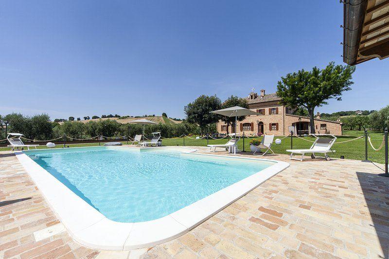 Villa Pedossa, Your Country Escape! Il Grano