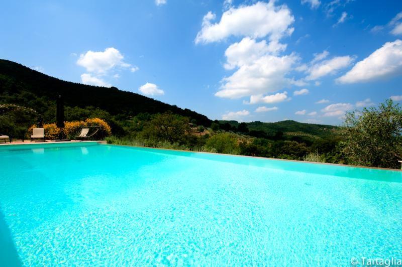 Sangiovese the honeymooner home with eco pool
