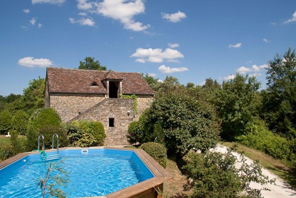 Apartment in Dordogne mit pool